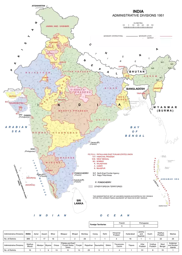 What prompted the creation of various states within india quora vindhya pradesh and bhopal were merged into madhya pradesh and the marathi speaking southern region was ceded to bombay state gumiabroncs Gallery