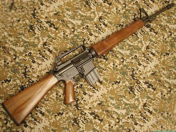 What Are The Pros And Cons Of Having An Ar 15 With Wood Furniture