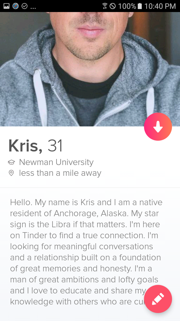 What can you do if you don't get any Tinder matches? - Quora