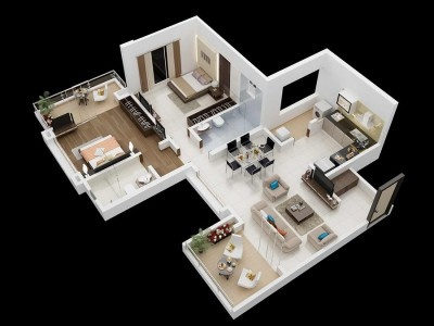 where can i get sample 2bhk and 3bhk indian type house