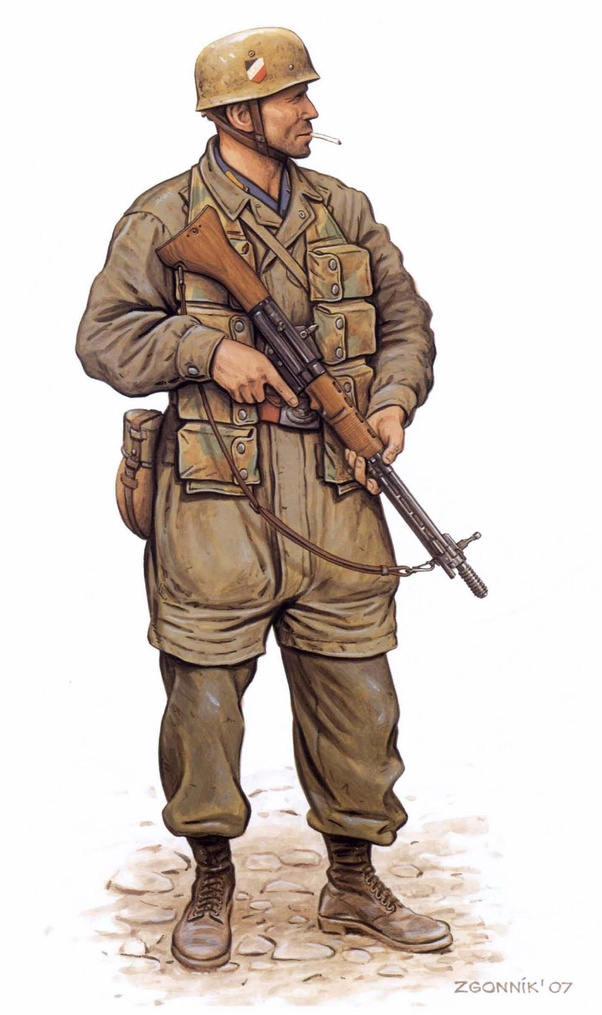 Why do German WWII uniforms look so cool? - Quora