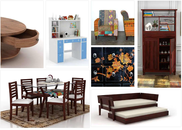 What Are Some Of The Best Online Furniture Stores In India Which