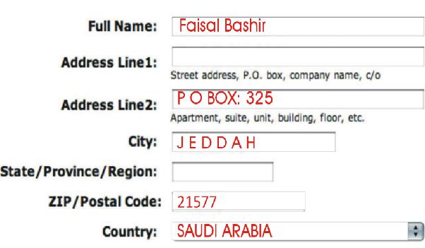 What is the postal code for Jeddah, Saudi Arabia? - Quora