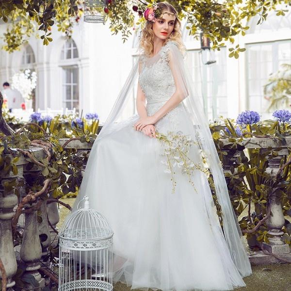 Does my formal dress look like a wedding dress? - Quora