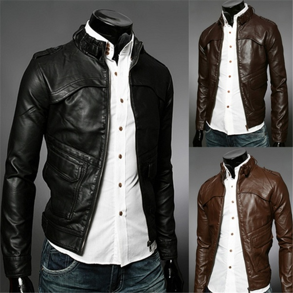 What Is The Best Color For A Leather Jacket Quora