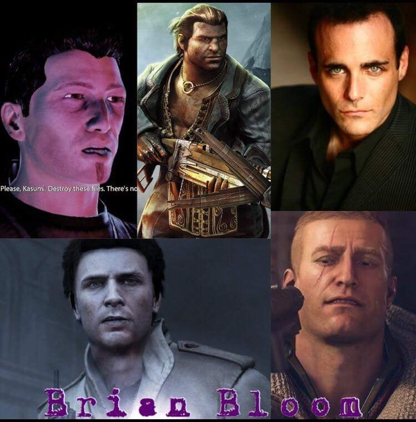 Who Is Your Favorite Video Game Voice Actor And Why Quora