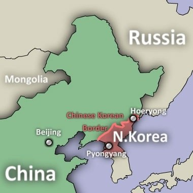china and north korea relationship with russia
