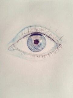 First Tym Draw A Realistic Eye Using Google Search On Wikihow Try About Step By Step Process U Can Learn On Wikihow