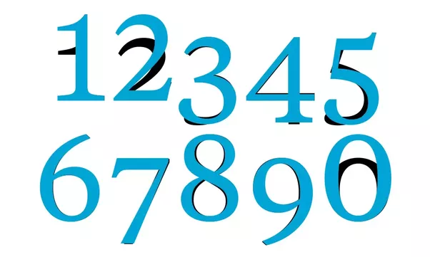 Why don\'t lowercase and uppercase numbers exist? - Quora