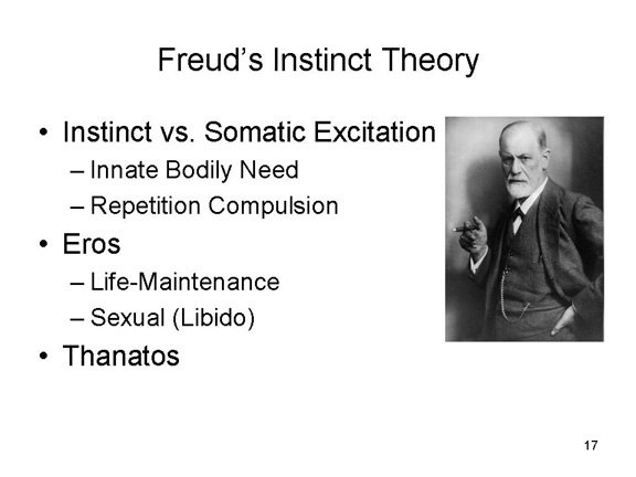 a freudian analysis on richard's personality The id, ego, and super ego are three aspects of the mind, freud believed to make up a person's personality freud believed people are simply actors in the drama of [their] own minds, pushed by desire, pulled by coincidence.