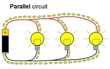 what are some great examples of a parallel circuit quora rh quora com simple parallel circuit simple circuits parallel and series