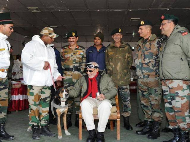 Image result for modi with dog