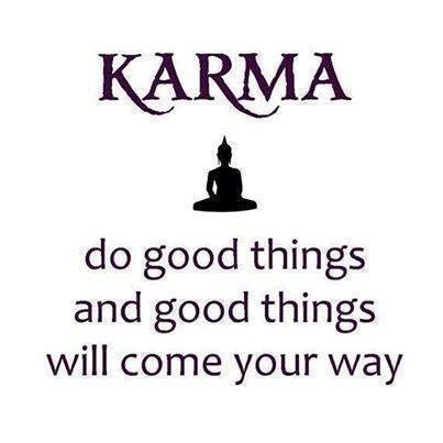 What is the best example of karma that youve ever seen quora how these seemingly simple gestures could change another human beings dayor even outlook i promise these karmic acts will determine your future karma fandeluxe Gallery