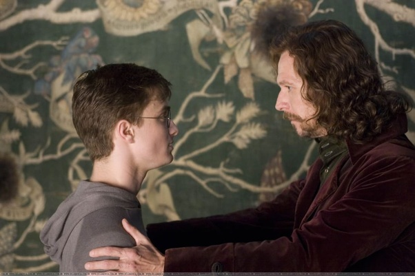 Was Sirius's relationship with Harry a little unhealthy? - Quora