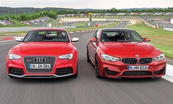 Which One Is Better Audi Or BMW Quora - Bmw vs audi