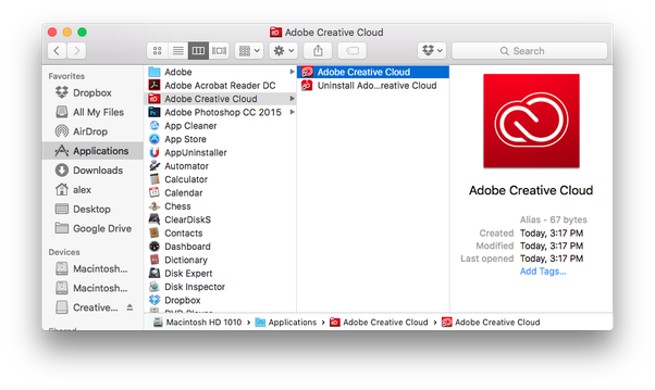 How to completely delete all adobe cs6 files on my mac quora check uninstall photoshop or photoshop uninstaller something like this in applications folder it could be in utilities or in the app container ccuart Choice Image