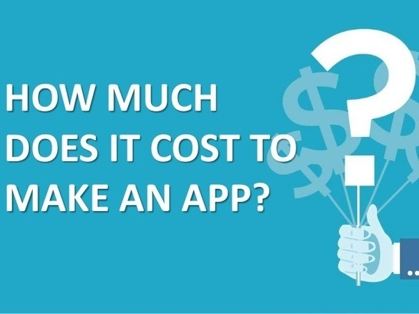 how much does it cost to produce an iphone how much does it cost to make an ios or android app what 9201