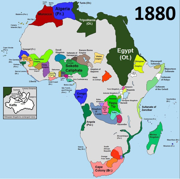 Is There Any African Country Which Has Its Own Alphabet Quora