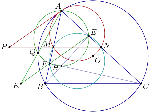 What is your favorite geometry problem in a mathematical olympiad diagram shamelessly stolen from venhances post here ccuart Choice Image