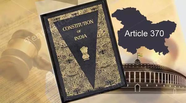 Article 370 In Hindi Pdf