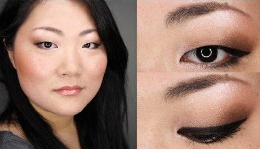 Eye Shadow Asian Eyes