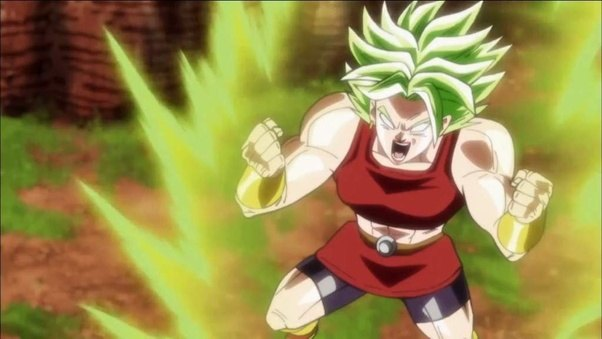 We Know That Broly Has Much More Power Than An Ordinary Saiyan And Goku Had A Tough Time In Defeating Him Same Goes For Kale Too