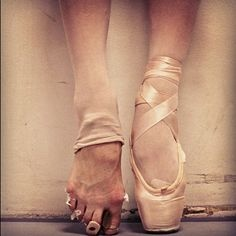 How Much Do Ballet Shoes Transform The Shape Of Ballerinas Feet Quora