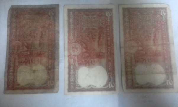 How to sell my old Indian 1 rupee note, 2 rupees notes, 1/2