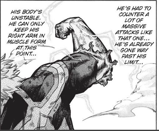Do You Think Tomura Shigaraki Deserves To Be Killed By Izuku
