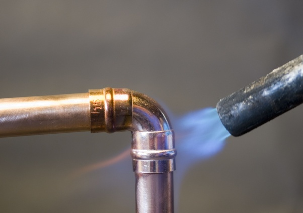 What type of copper pipe do you need for a gas line? - Quora