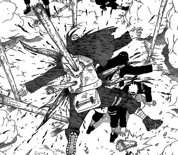 What is the worst Naruto plot hole? - Quora