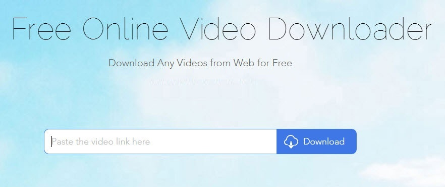 How to download videos from online video streaming sites in android