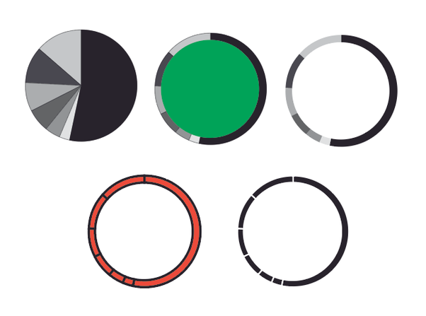 how to draw half circle in illustrator