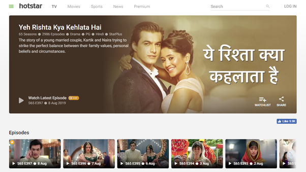 How to unblock hotstar outside India - Quora