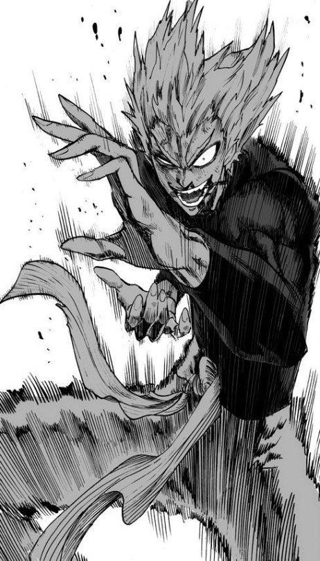 Who is your favorite character in the One-Punch Man manga