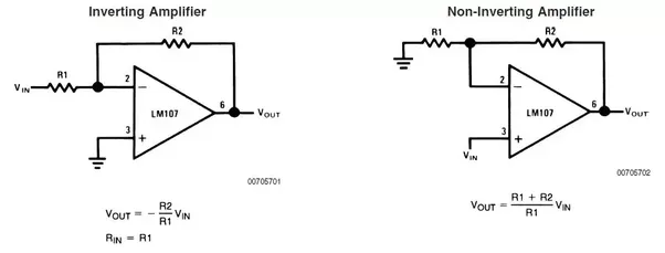 will an inverting op amp configuration still work if i tie