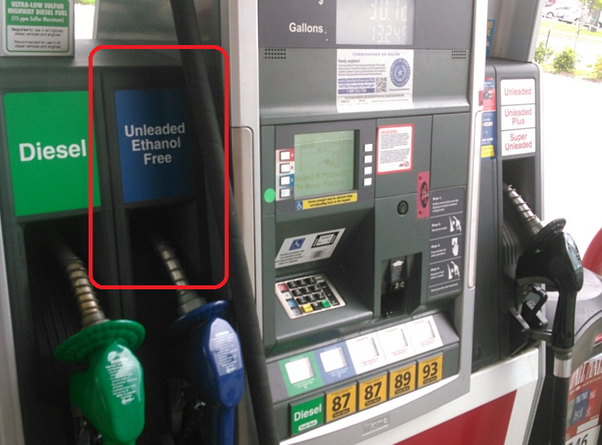 Where can I buy ethanol-free gas in Austin? - Quora