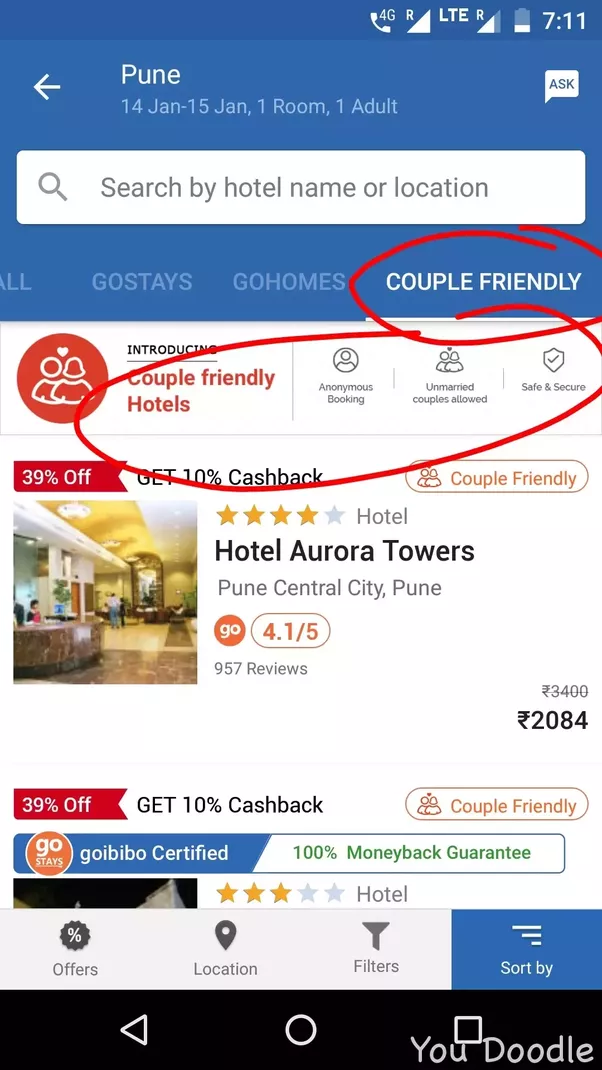 Even Oyo Has Friendly Hotels