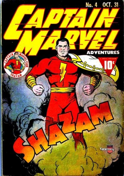 Image result for Captain Marvel DC