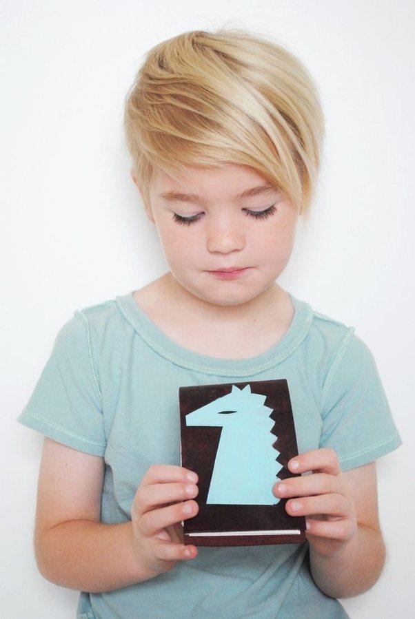 Can A Little Boy Have A Little Girls Haircut Quora