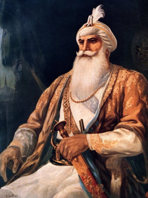 Why didn't Ahmad Shah Abdali rule in India after defeating the ...
