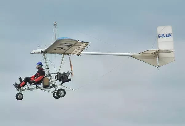 How hard is it to learn how to fly an Ultralight airplane
