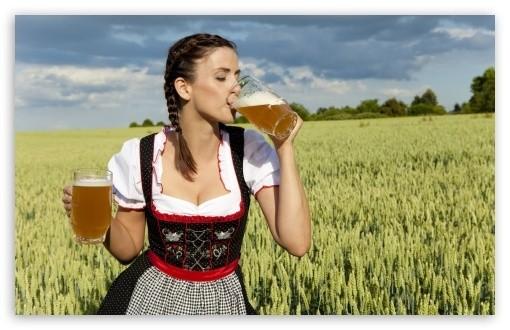 What do german girls like