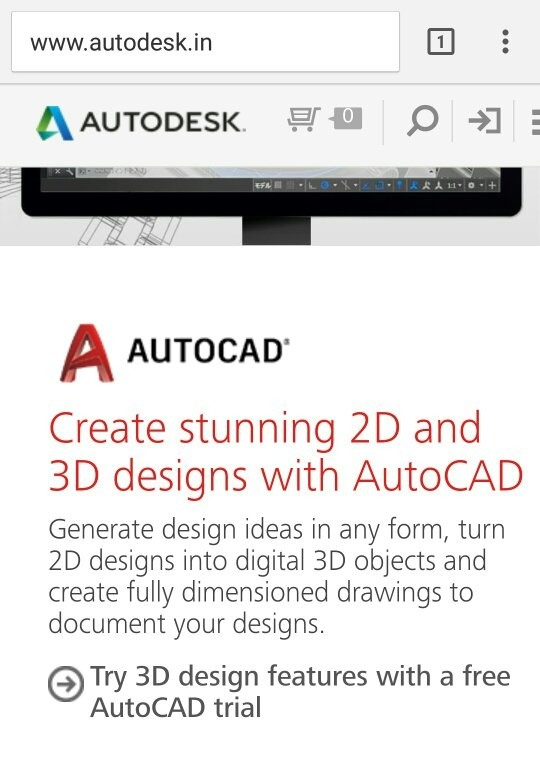 how to get autocad for free