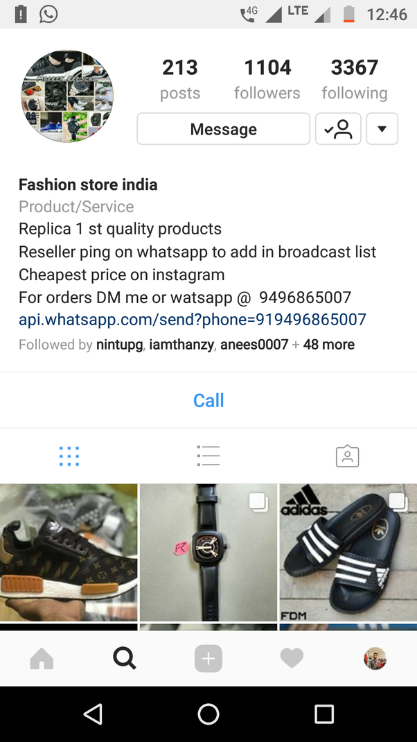 Shop with Market Replica  they have the best quality products at cheap  rate.they also have whatsapp group.i have purchased shoe and watch from  there both ... aa175fd86