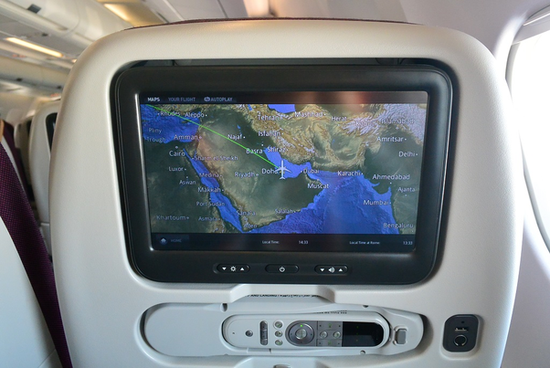 Does The Airbus A330 200 Have An In Flight Entertainment