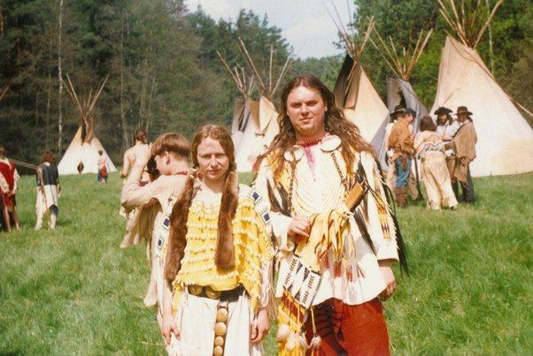 Sex fantasy Native american