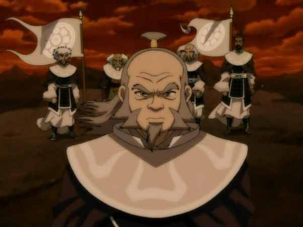 Who Are The Greatest Benders Of Each Element Throughout Atla How