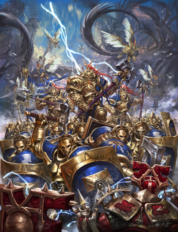 Why did Games Workshop kill the Warhammer Fantasy setting? - Quora