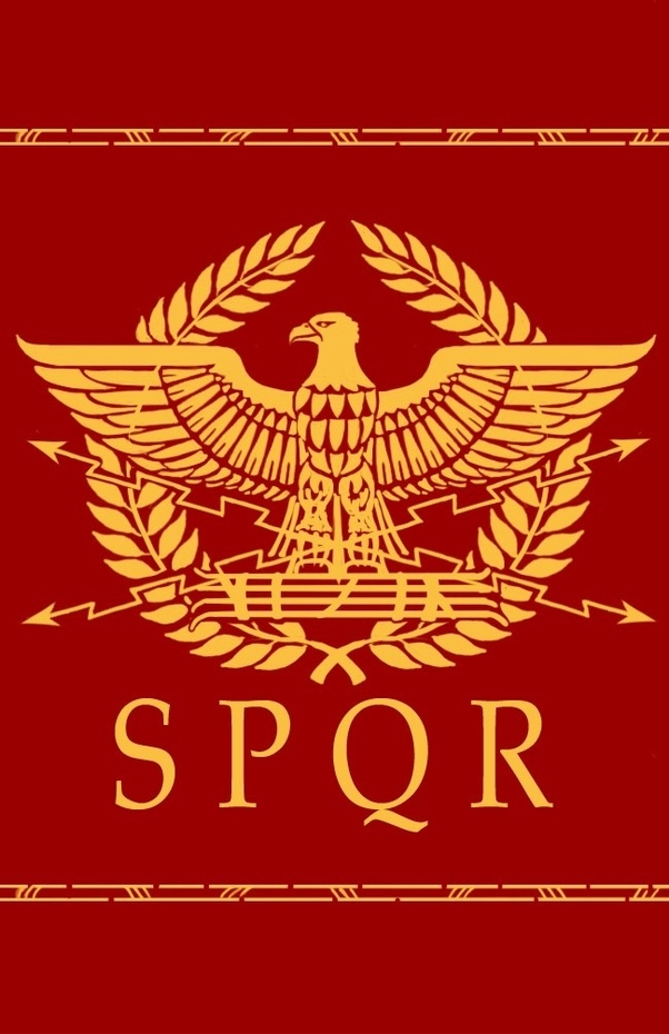 Why do military uniforms use the eagle symbol around the ...